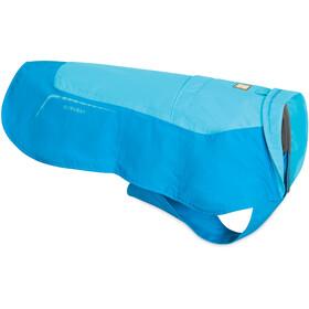 Ruffwear Vert Jas, blue atoll